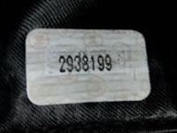 33899f981764 What an authentic Chanel hologram sticker looks like on a bag made between  1991 and 1994