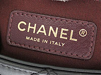 22ef5b71a9c8 See examples below of authentic Chanel fonts. chanelmademoisellechic12. Chanel  bags are either made in France or Italy. They will not say