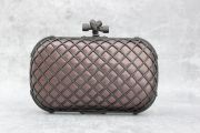 Bottega Veneta Metal Cage Knot Clutch