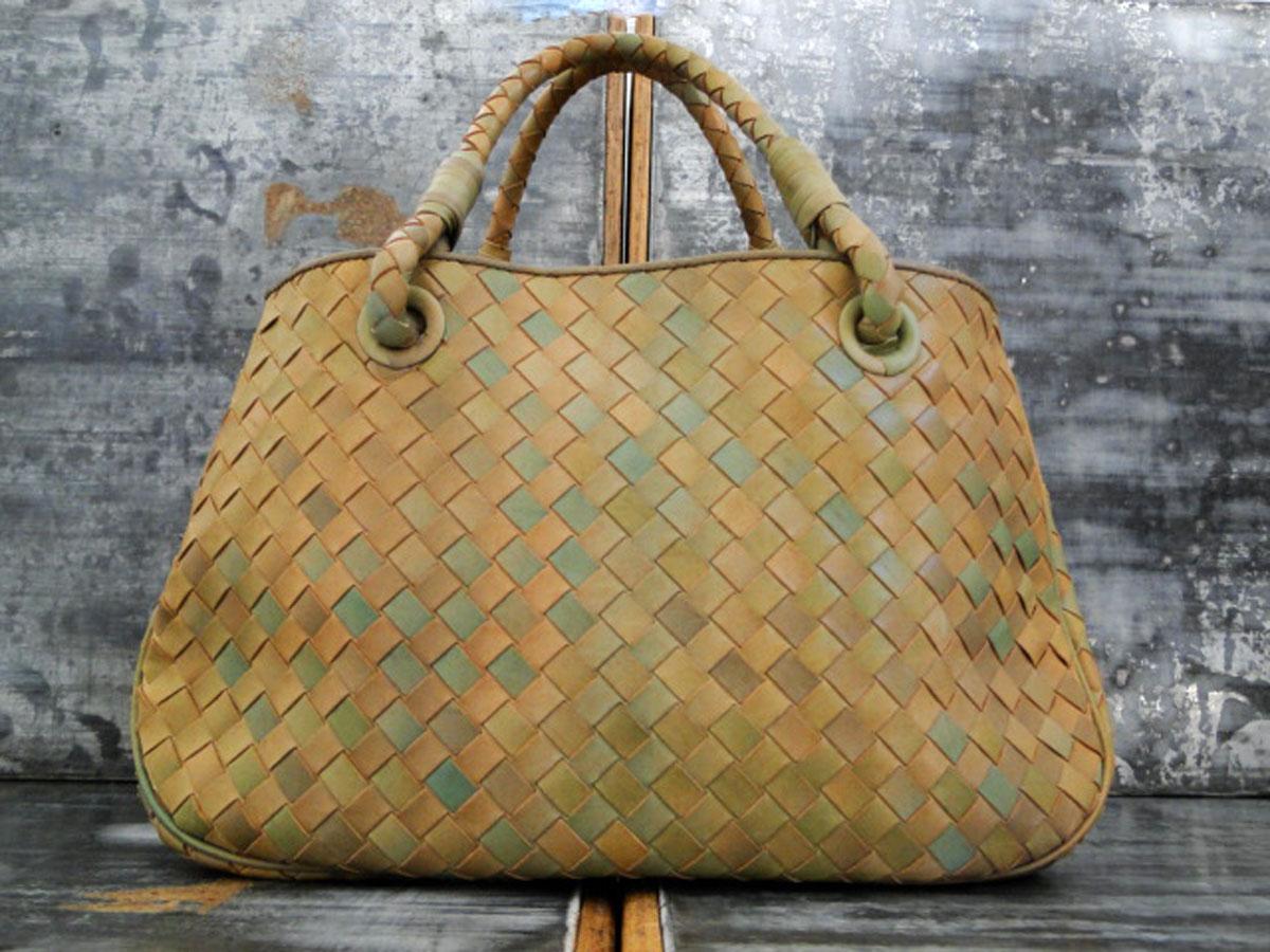 fce48f82d298 Bottega Veneta Multicolor Woven Intrecciato Tote Bag. Tap to expand