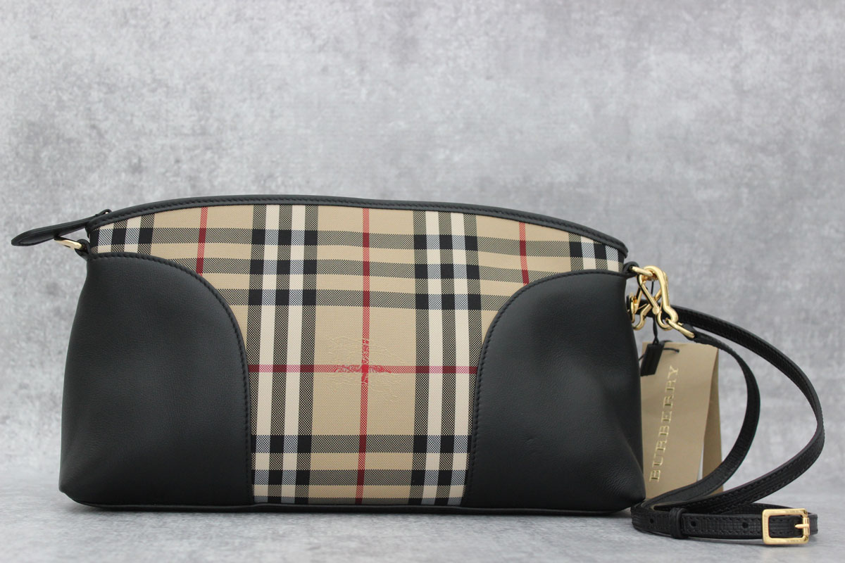 Burberry Horseferry Check Chichester Bag