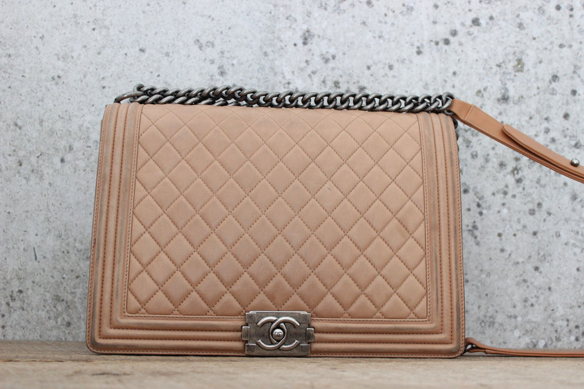 01c943817e27 Chanel Tan Handbag - Foto Handbag All Collections Salonagafiya.Com