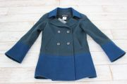 Chanel 13K Collection Long Wool Jacket 36