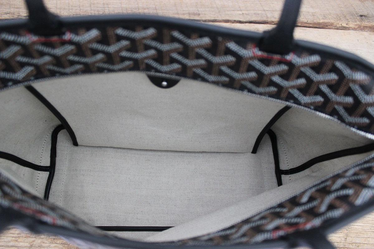 Goyard Artois Bag Black