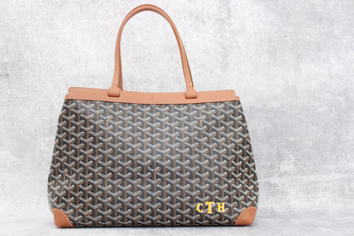 goyard bellechasse pm tote at jill u0026 39 s consignment
