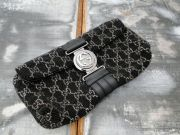 Gucci GG Beaded Clutch Bag