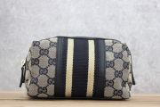 Gucci Original GG Web Cosmetic Case