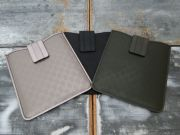 Gucci Lot of 3 GG Leather Ipad Tablet Cases