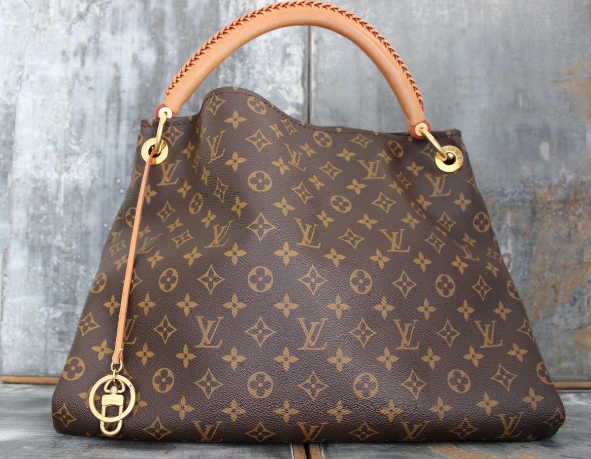Louis Vuitton Monogram Artsy Mm Hobo Handbag vMWC4azn6