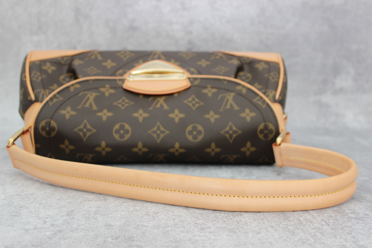 37a8ee477589 Louis Vuitton Monogram Canvas Beverly MM at Jill s Consignment