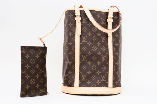 Louis Vuitton Monogram Canvas Bucket GM