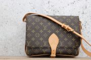 Louis Vuitton CARTOUCHIERE 26 Bag