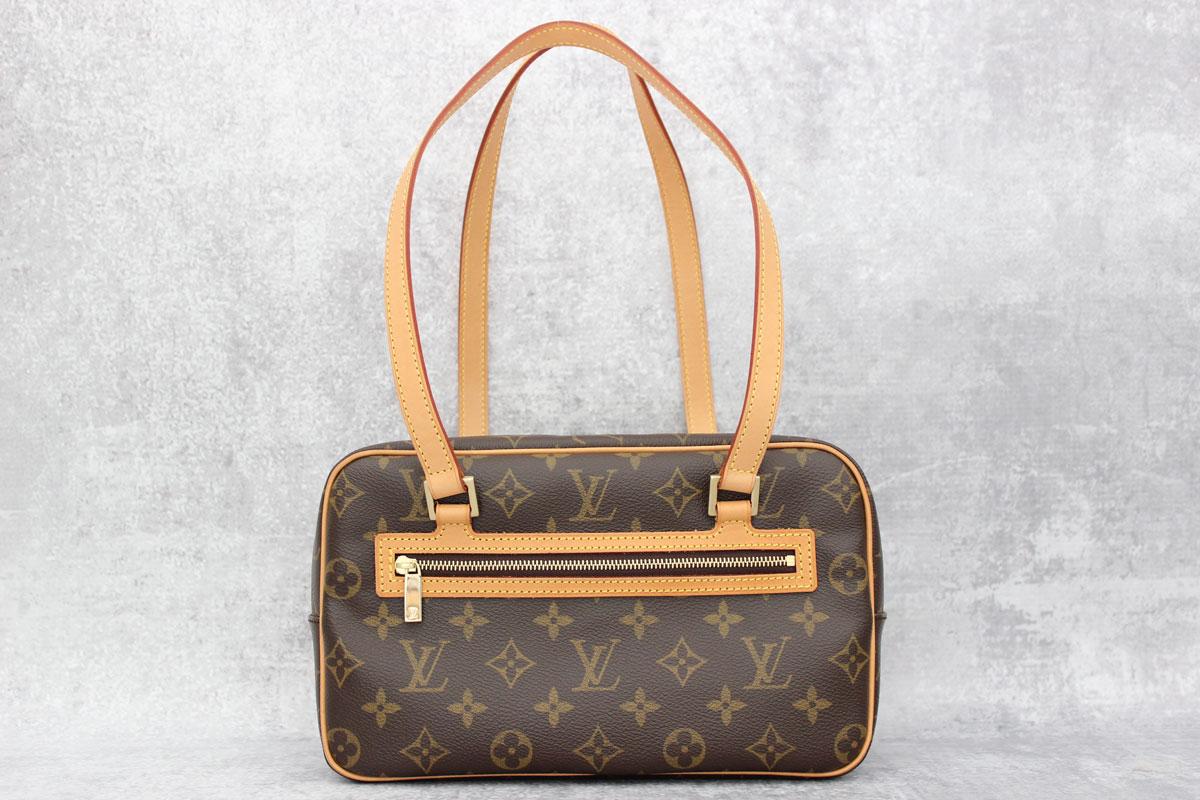 957b3e1fcf9c Louis Vuitton Monogram Cite MM Shoulder Bag at Jill s Consignment