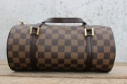 Louis Vuitton Damier Ebene Papillon 26 Shoulder Bag