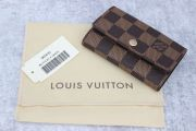 Louis Vuitton Damier Ebene Multicles 6 Key Holder