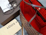 Louis Vuitton Damier NEVERFULL MM NEW