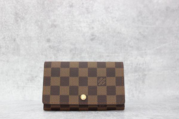 410125efaed Porte Monnaie Louis Vuitton Homme Damier