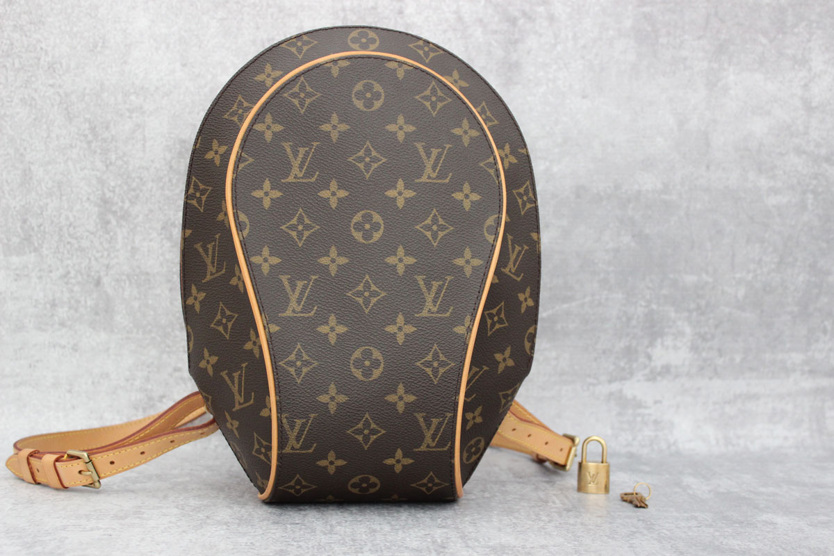 louis vuitton monogram ellipse sac a dos backpack at jill 39 s consignment