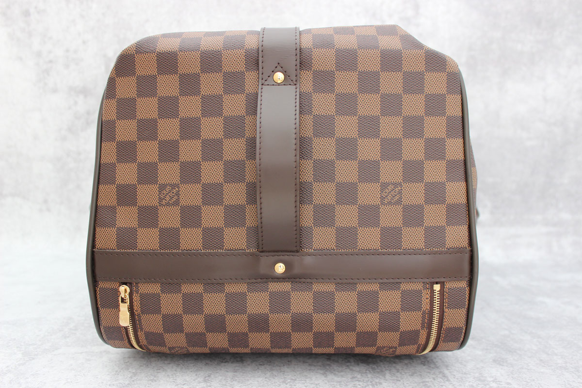 bde239113ea3 Louis Vuitton Damier Ebene Eole 50 Rolling Luggage at Jill s Consignment