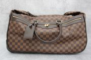 Louis Vuitton Damier Ebene Eole 50 Rolling Luggage