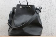 Louis Vuitton Black Epi PETITE NOE NM