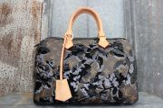 Louis Vuitton Fleur De Jais Sequin Speedy 30 Bag