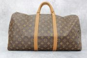 Louis Vuitton Vintage French Co Keepall 50