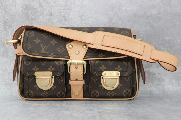 Louis Vuitton Hudson PM Shoulder Bag