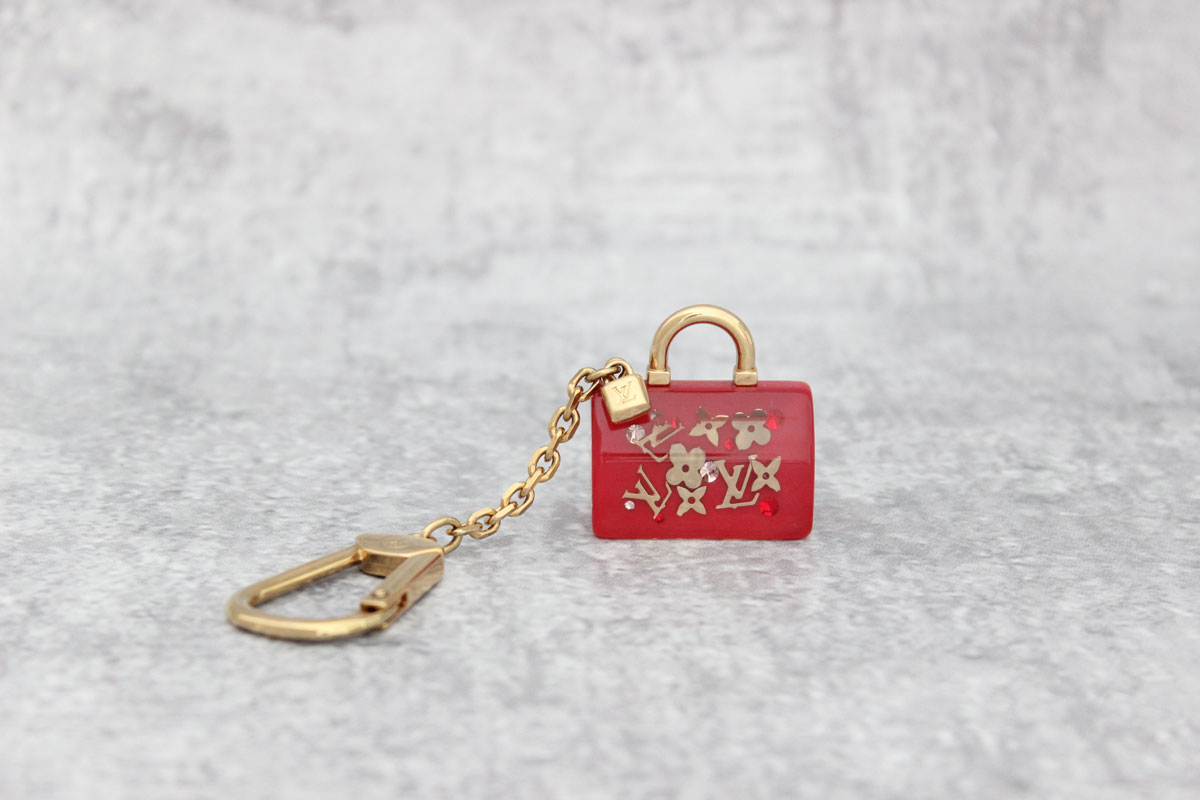 9e291cb3020f Louis Vuitton Inclusion Speedy Bag Charm at Jill s Consignment