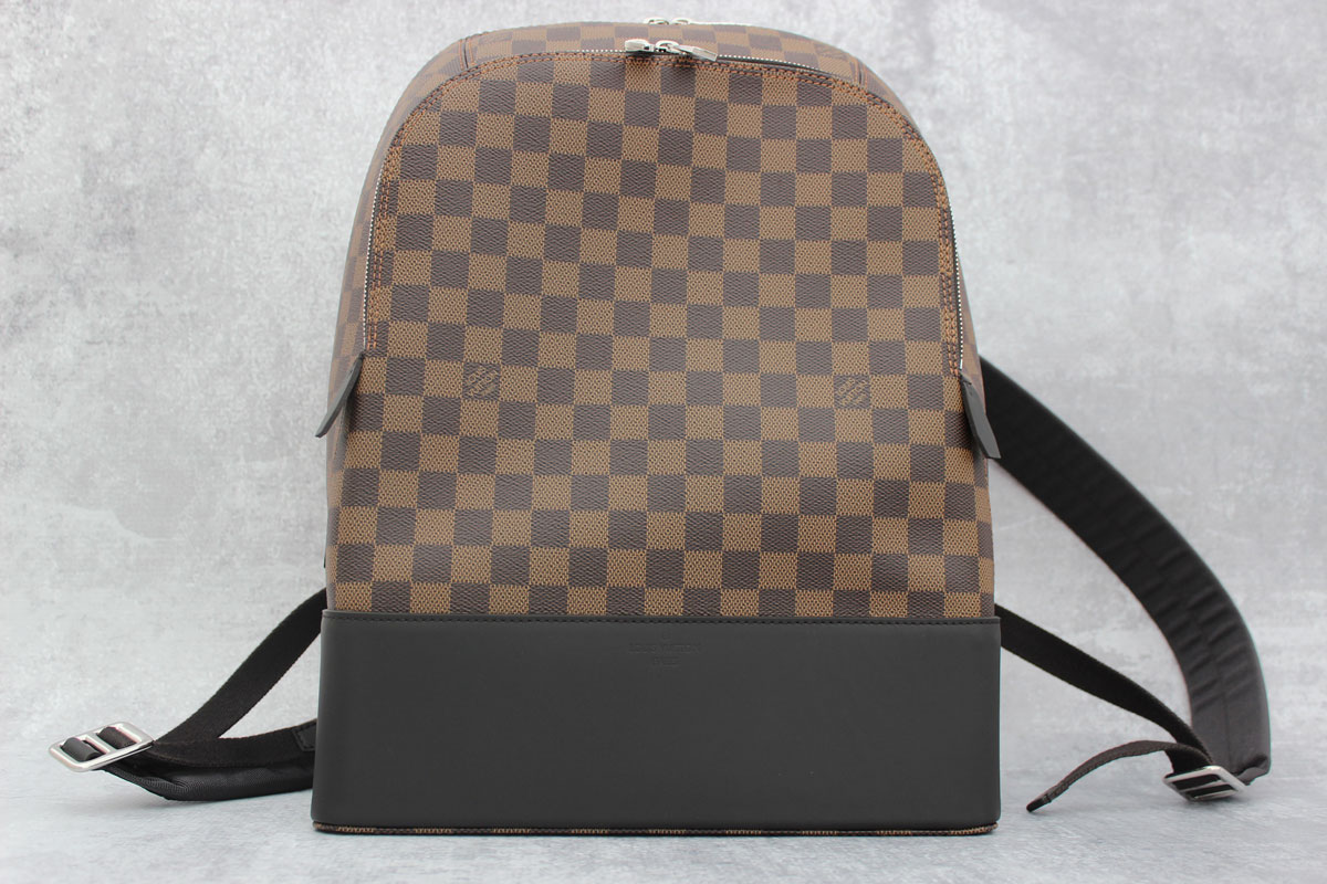 28226e8066d Louis Vuitton Damier Ebene Jake Backpack. Tap to expand