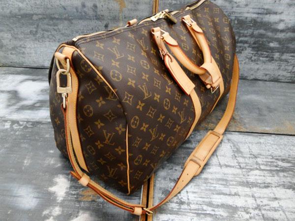 Louis Vuitton Monogram Keepall Bandouliere 50 Keepall