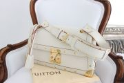 Louis Vuitton Suhali Leather Le Talentueux Ivory