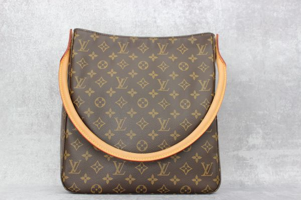 Louis Vuitton Monogram Canvas Looping GM