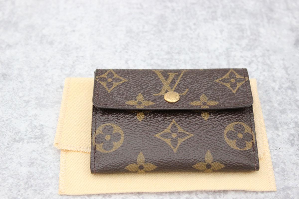 louis vuitton monogram canvas ludlow change purse at jill u0026 39 s consignment