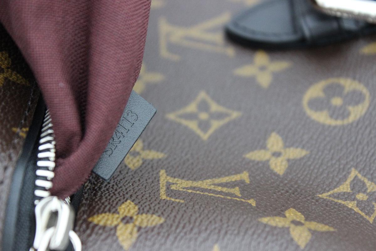 a507cb4ce9b8 Louis Vuitton Monogram Macassar PALK Backpack. Tap to expand
