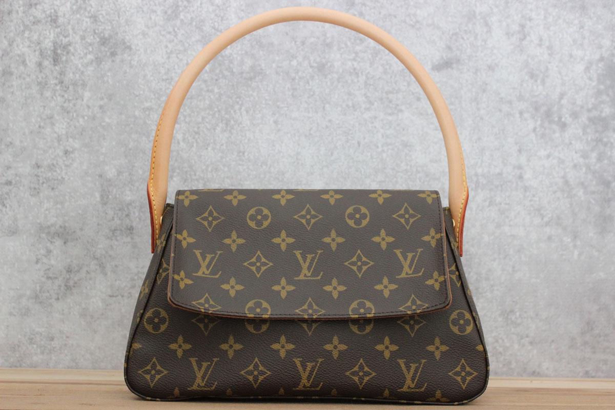 Louis Vuitton Monogram Canvas Mini Looping Bag Tap To Expand