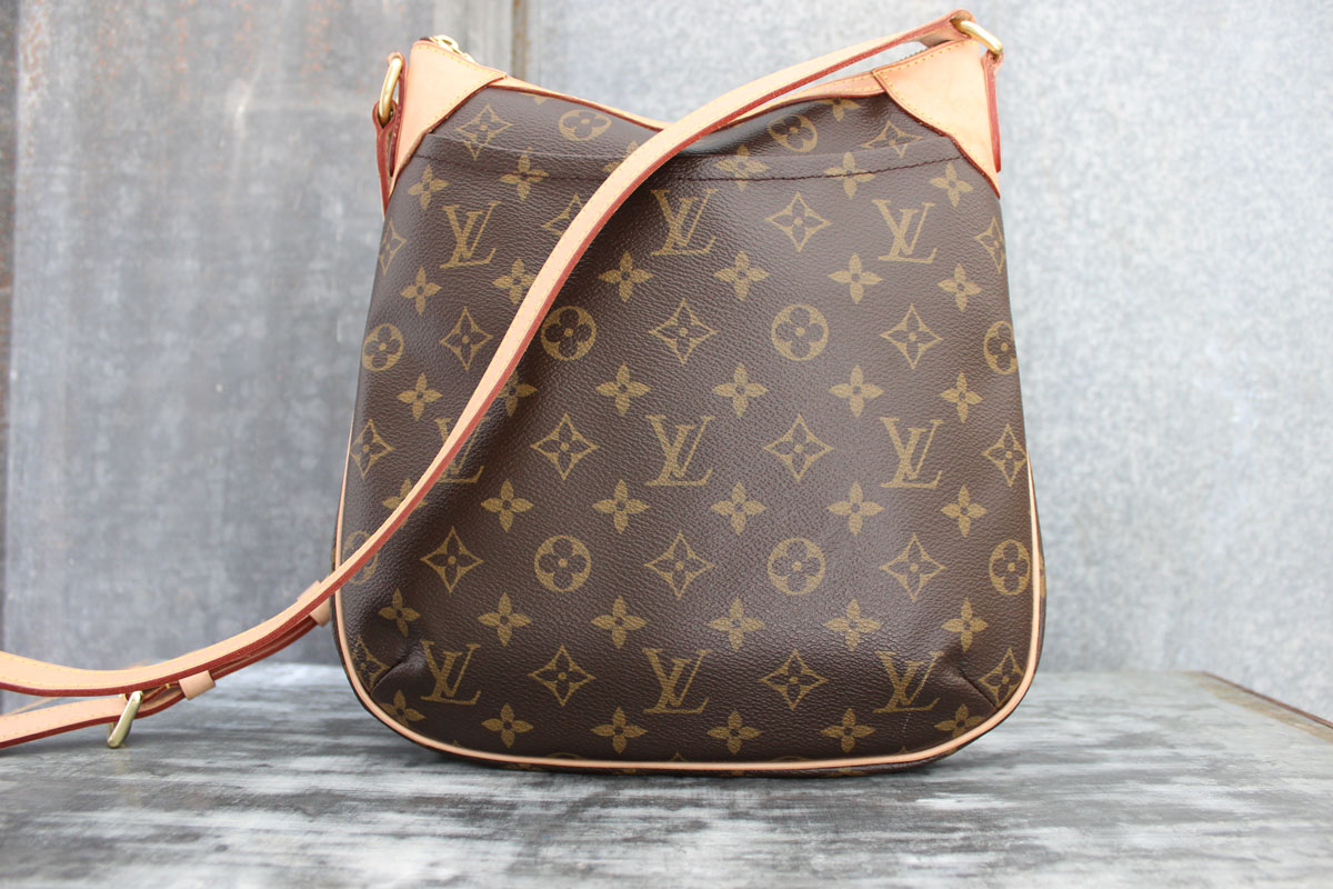 f7aa21c385df Louis Vuitton Monogram Canvas ODEON PM Crossbody Bag. Tap to expand
