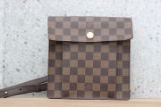 Louis Vuitton Damier Ebene PIMLICO Crossbody Bag