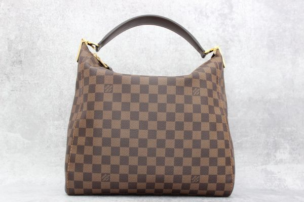 Louis Vuitton Damier Ebene Canvas Portobello PM