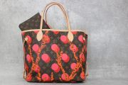 Louis Vuitton Monogram Canvas Ramages Neverfull MM