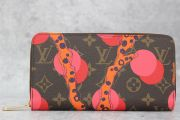 Louis Vuitton Monogram Canvas Ramages Zippy Wallet