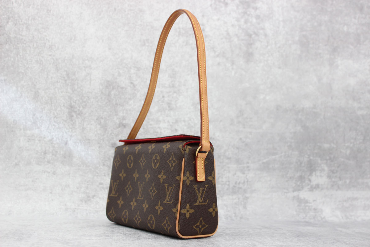 9637370b8d14 louis vuitton monogram canvas recital bag at Jill s Consignment