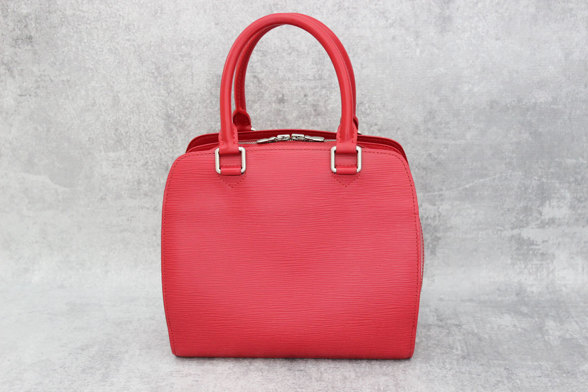 cc65b5de Louis Vuitton Red Epi Leather Pont Neuf PM at Jill's Consignment