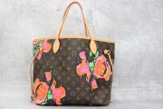 Louis Vuitton Stephen Sprouse Roses Neverfull MM