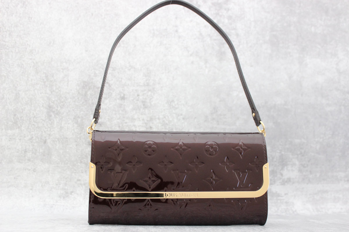 8126a0110ef1 Previous Next. Louis Vuitton Monogram Vernis Rossmore MM. Touch to zoom