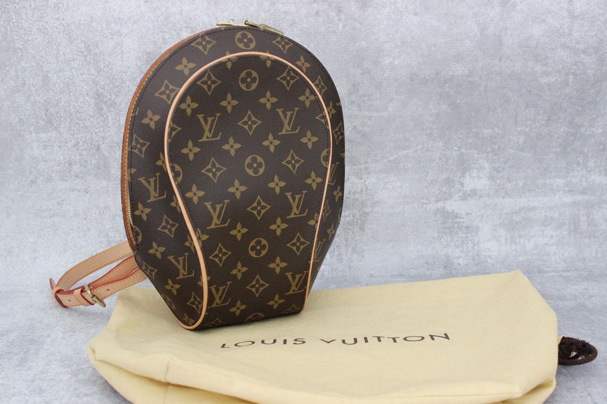 Sac A Dos Louis Vuitton Michael : Louis vuitton monogram canvas ellipse sac a dos backpack