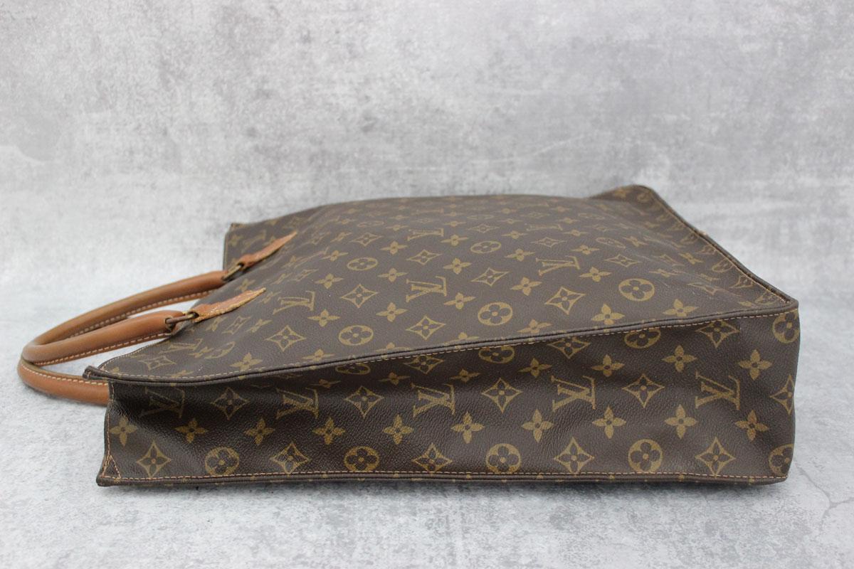 a4dacb18e28b Louis Vuitton Vintage 70s Sac Plat Tote Bag. Tap to expand