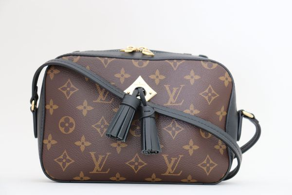 Louis Vuitton Monogram Noir Saintonge