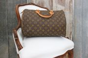 Louis Vuitton Vintage Monogram Canvas SPEEDY 35