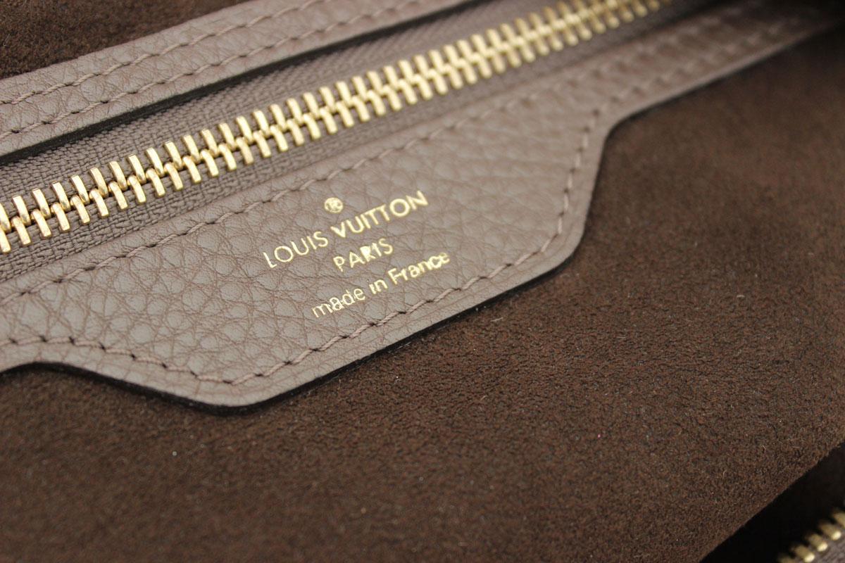 louis vuitton monogram mahina leather stellar pm gris perle. Black Bedroom Furniture Sets. Home Design Ideas